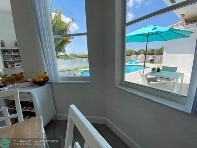 2550 Hunters Run Way, Weston, FL 33327 (MLS #F10232280) :: Green Realty Properties