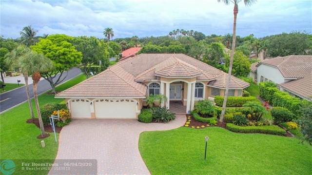 6468 NW 99th Ave, Parkland, FL 33076 (MLS #F10232548) :: The Paiz Group