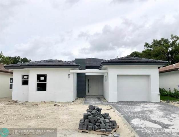 8521 SW 199th St, Cutler Bay, FL 33189 (MLS #F10232573) :: Green Realty Properties