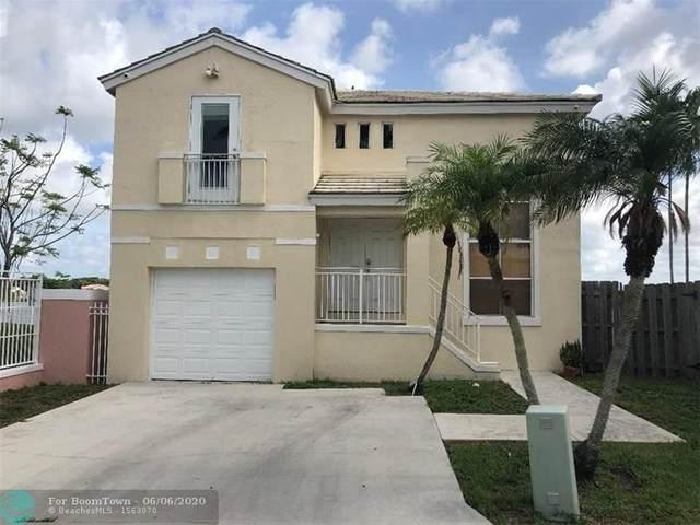 3137 S Cape Cir, Margate, FL 33063 (MLS #F10232668) :: Berkshire Hathaway HomeServices EWM Realty