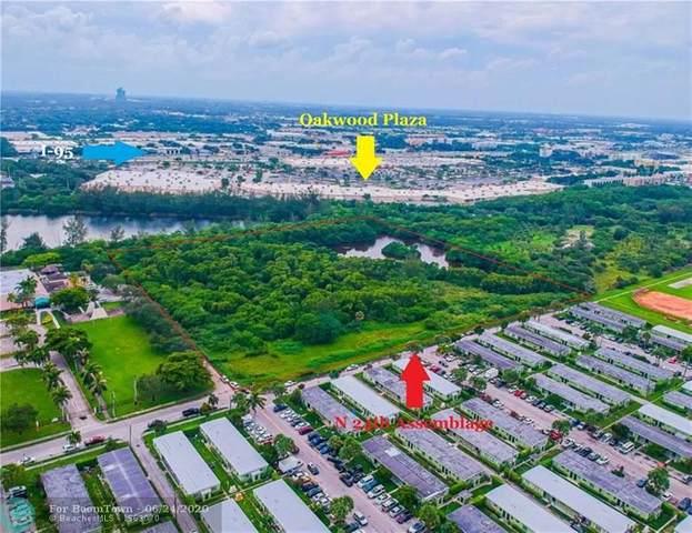 N 24 Ave, Hollywood, FL 33020 (MLS #F10232821) :: Berkshire Hathaway HomeServices EWM Realty