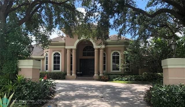 2457 Poinciana Ct, Weston, FL 33327 (MLS #F10233030) :: Green Realty Properties