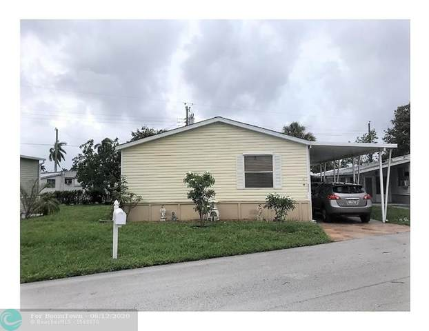 8532 SW 16th St, Davie, FL 33324 (MLS #F10233106) :: Berkshire Hathaway HomeServices EWM Realty