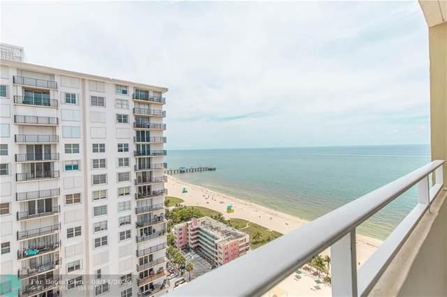 111 Briny Ave #2503, Pompano Beach, FL 33062 (#F10233119) :: Posh Properties