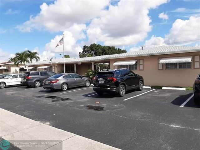 2451 Lincoln Street #7, Hollywood, FL 33020 (MLS #F10233210) :: Green Realty Properties