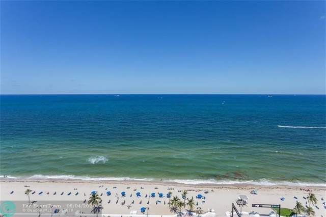 505 N Fort Lauderdale Beach Blvd #1114, Fort Lauderdale, FL 33304 (MLS #F10233360) :: Castelli Real Estate Services