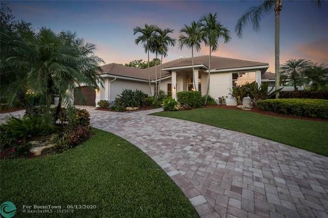 405 Sabal Way, Weston, FL 33326 (MLS #F10233412) :: The Paiz Group