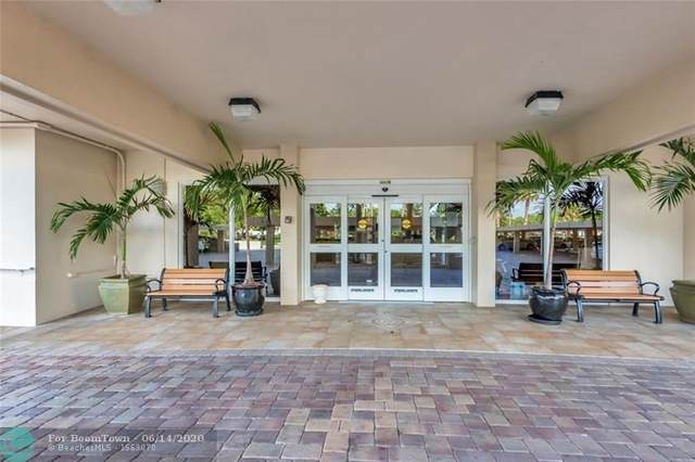 5200 N Ocean Blvd 605B, Lauderdale By The Sea, FL 33308 (MLS #F10233563) :: Berkshire Hathaway HomeServices EWM Realty