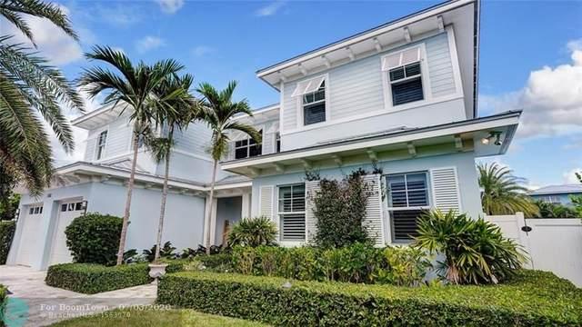 550 NE Spanish Ct, Boca Raton, FL 33432 (MLS #F10233809) :: United Realty Group