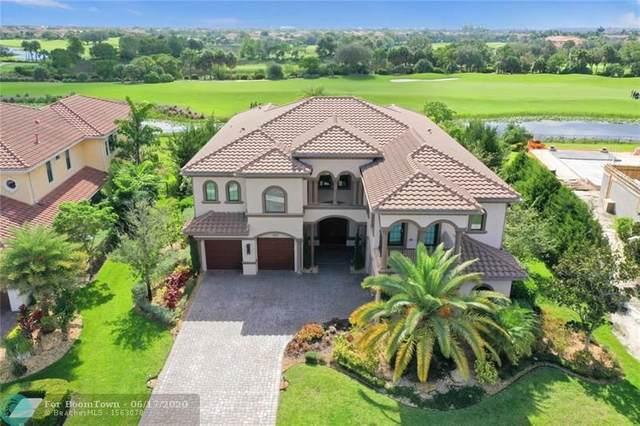 7897 N Blue Sage Way, Parkland, FL 33076 (MLS #F10233824) :: Green Realty Properties