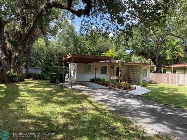 1670 NE 137th Ter, North Miami, FL 33181 (MLS #F10233877) :: Green Realty Properties