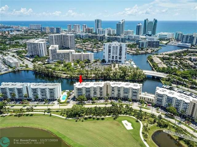 300 Diplomat Pkwy #201, Hallandale, FL 33009 (MLS #F10233930) :: Patty Accorto Team