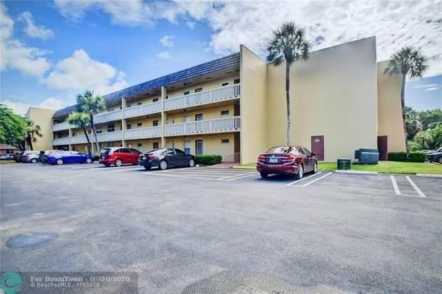 6161 NW 57th Ct #205, Tamarac, FL 33319 (#F10233988) :: Posh Properties