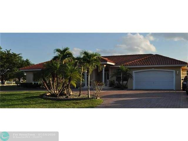 20126 SW 54th Pl, Pembroke Pines, FL 33332 (MLS #F10233993) :: Green Realty Properties