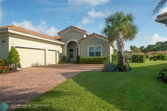 20054 SW Matera Way, Port Saint Lucie, FL 34986 (MLS #F10234346) :: United Realty Group