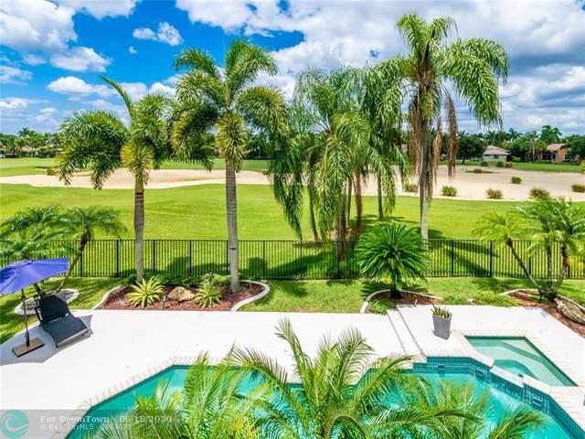 2523 Eagle Run Dr, Weston, FL 33327 (MLS #F10234362) :: Green Realty Properties