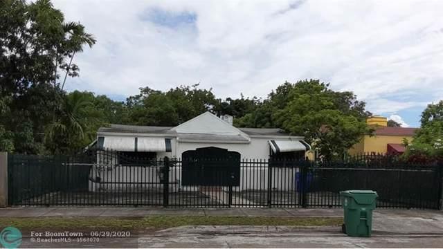 120 NE 49th St, Miami, FL 33137 (MLS #F10234404) :: The Paiz Group