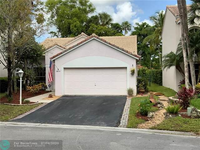 3654 Wilderness Way, Coral Springs, FL 33065 (MLS #F10234511) :: Castelli Real Estate Services