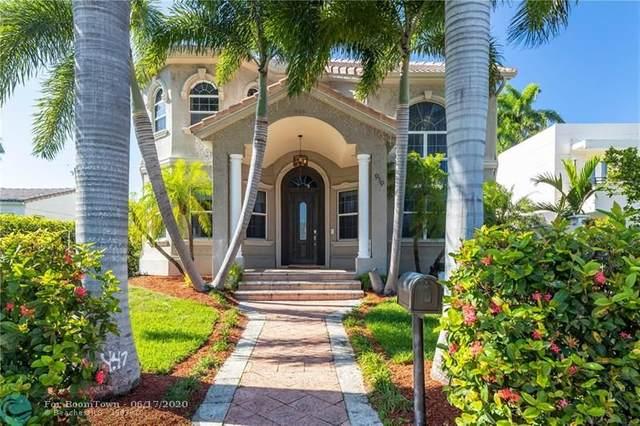 919 Hollywood Blvd, Hollywood, FL 33019 (MLS #F10234538) :: Berkshire Hathaway HomeServices EWM Realty