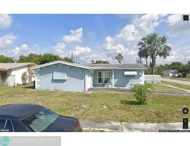 8501 NW 26th St, Sunrise, FL 33322 (MLS #F10234825) :: Berkshire Hathaway HomeServices EWM Realty