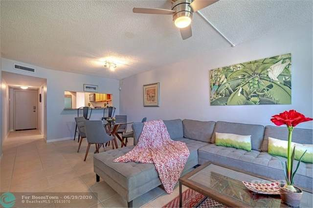 5300 NE 24th Ter 216C, Fort Lauderdale, FL 33308 (MLS #F10234903) :: Green Realty Properties