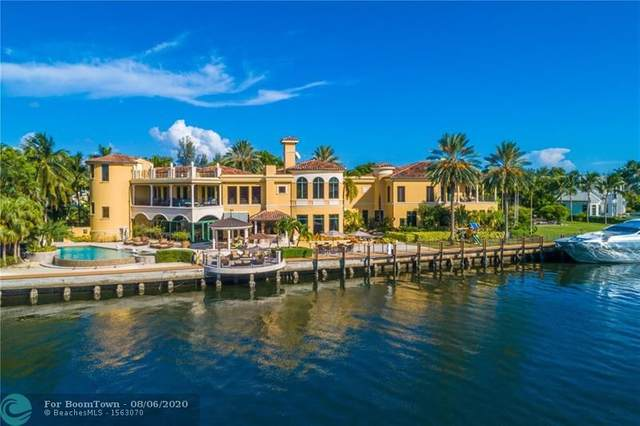 1235 E Lake Dr, Fort Lauderdale, FL 33316 (MLS #F10234998) :: The Howland Group
