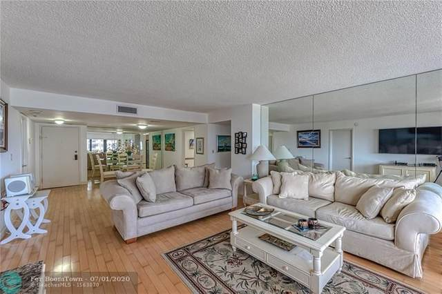 4900 N Ocean Blvd #1204, Lauderdale By The Sea, FL 33308 (MLS #F10235439) :: Berkshire Hathaway HomeServices EWM Realty