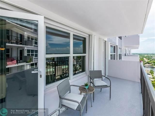 405 N Ocean Blvd #1625, Pompano Beach, FL 33062 (#F10235473) :: Posh Properties