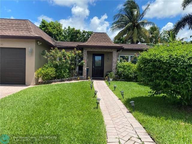 5330 SW 8th Ct, Margate, FL 33068 (MLS #F10235521) :: Green Realty Properties
