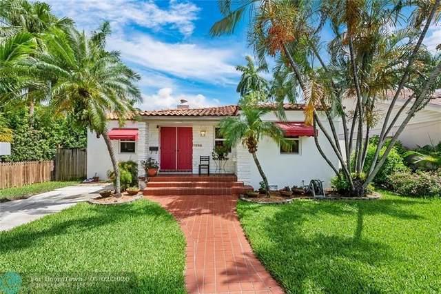 1245 Van Buren St, Hollywood, FL 33019 (MLS #F10235554) :: Green Realty Properties