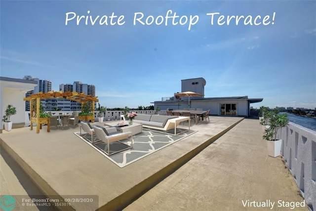 3100 NE 28th St #603, Fort Lauderdale, FL 33308 (MLS #F10235655) :: Berkshire Hathaway HomeServices EWM Realty