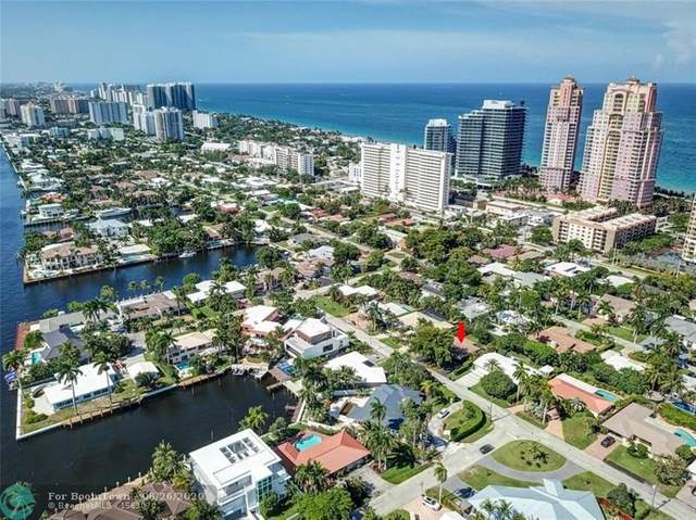2018 NE 31st Ave, Fort Lauderdale, FL 33305 (MLS #F10235723) :: The Howland Group