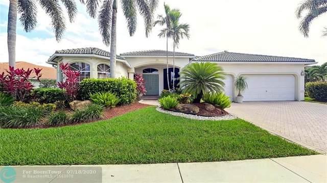 2439 NE Eagle Run Way, Weston, FL 33327 (MLS #F10235765) :: Berkshire Hathaway HomeServices EWM Realty