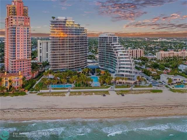 2200 N Ocean Blvd S802, Fort Lauderdale, FL 33305 (#F10235836) :: Posh Properties