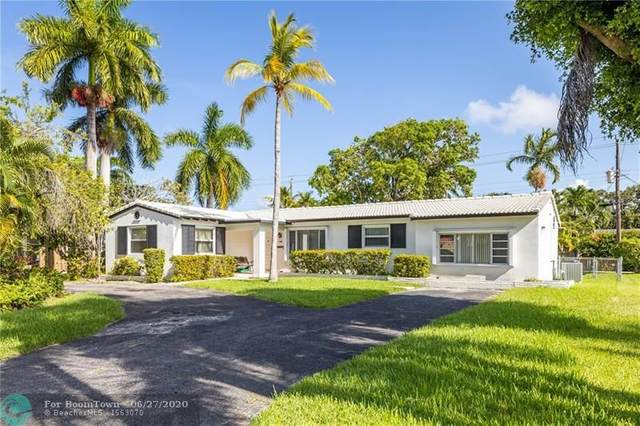 1314 Adams St, Hollywood, FL 33019 (MLS #F10235851) :: Green Realty Properties