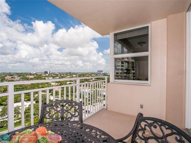 5200 N Ocean Blvd 1412B, Lauderdale By The Sea, FL 33308 (MLS #F10235976) :: Berkshire Hathaway HomeServices EWM Realty