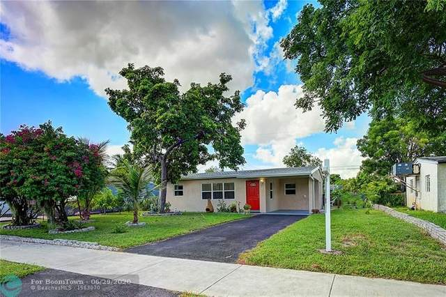 330 NE 59th Ct, Oakland Park, FL 33334 (MLS #F10236018) :: Green Realty Properties