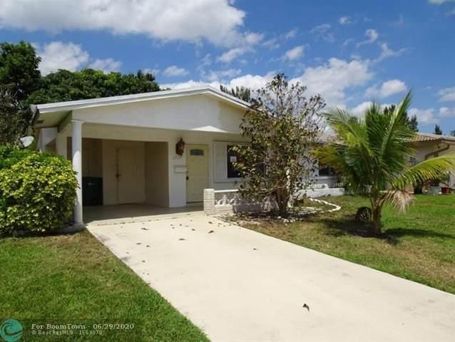 6515 NW 58th St, Tamarac, FL 33321 (MLS #F10236210) :: Castelli Real Estate Services