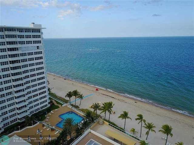 3900 Galt Ocean Dr #1616, Fort Lauderdale, FL 33308 (MLS #F10236254) :: Cameron Scott  at RE/MAX