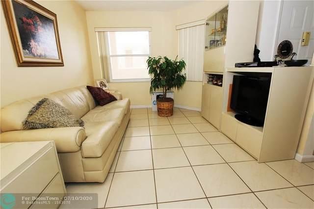 7367 Granville Dr #306, Tamarac, FL 33321 (MLS #F10236364) :: Green Realty Properties