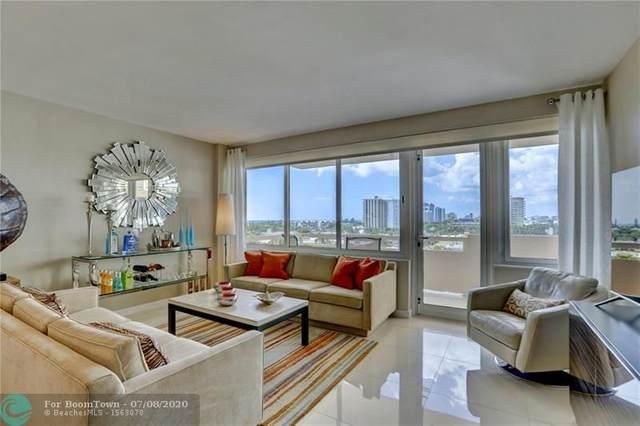 3233 NE 34th St #811, Fort Lauderdale, FL 33308 (#F10236433) :: Ryan Jennings Group