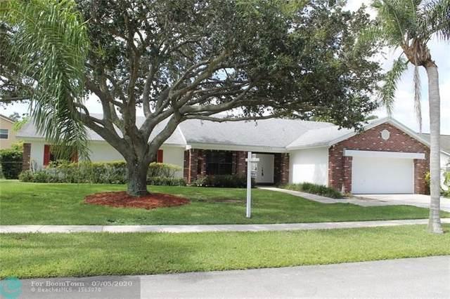 20320 NW 4th St, Pembroke Pines, FL 33029 (MLS #F10236737) :: Green Realty Properties