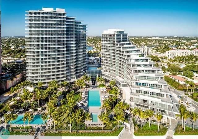 2200 N Ocean Blvd N206, Fort Lauderdale, FL 33305 (MLS #F10236770) :: Berkshire Hathaway HomeServices EWM Realty