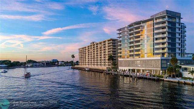 435 Bayshore Drive Ph1001, Fort Lauderdale, FL 33304 (MLS #F10236857) :: Berkshire Hathaway HomeServices EWM Realty