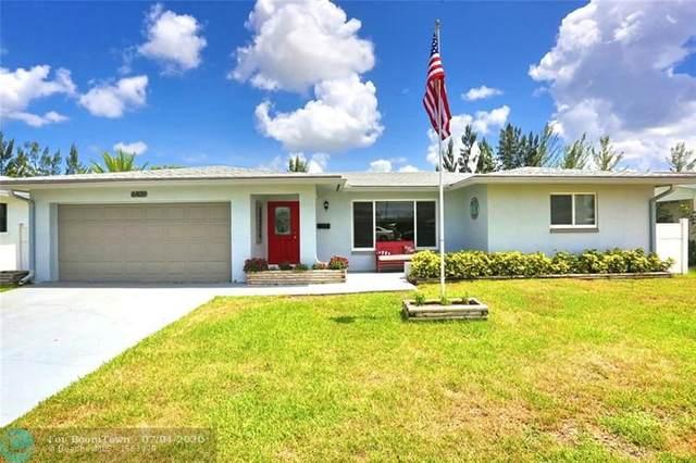 6409 NW 58th St, Tamarac, FL 33321 (MLS #F10236888) :: Castelli Real Estate Services