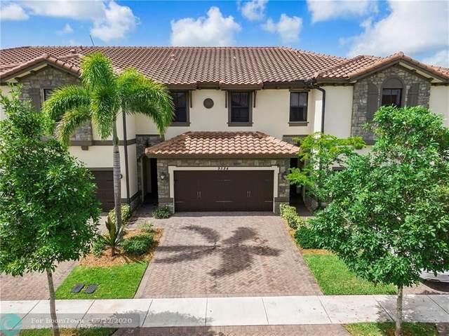 9584 S Town Parc Cir #0, Parkland, FL 33076 (#F10236950) :: Signature International Real Estate