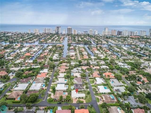 4010 NE 28th Ave, Fort Lauderdale, FL 33308 (MLS #F10237000) :: Berkshire Hathaway HomeServices EWM Realty