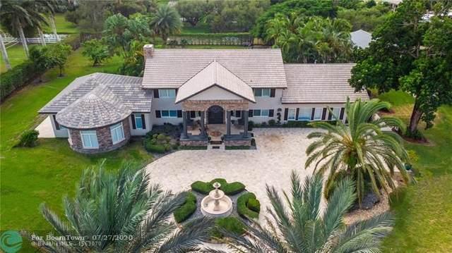 15720 SW 51ST MNR, Southwest Ranches, FL 33331 (MLS #F10237066) :: Castelli Real Estate Services