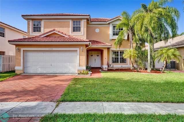 13728 NW 22nd Place, Sunrise, FL 33323 (MLS #F10237202) :: Berkshire Hathaway HomeServices EWM Realty