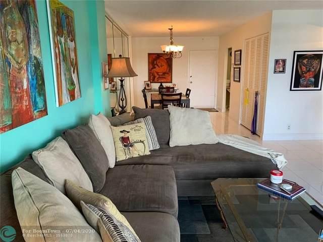 405 N Ocean Blvd #1725, Pompano Beach, FL 33062 (MLS #F10237246) :: Patty Accorto Team